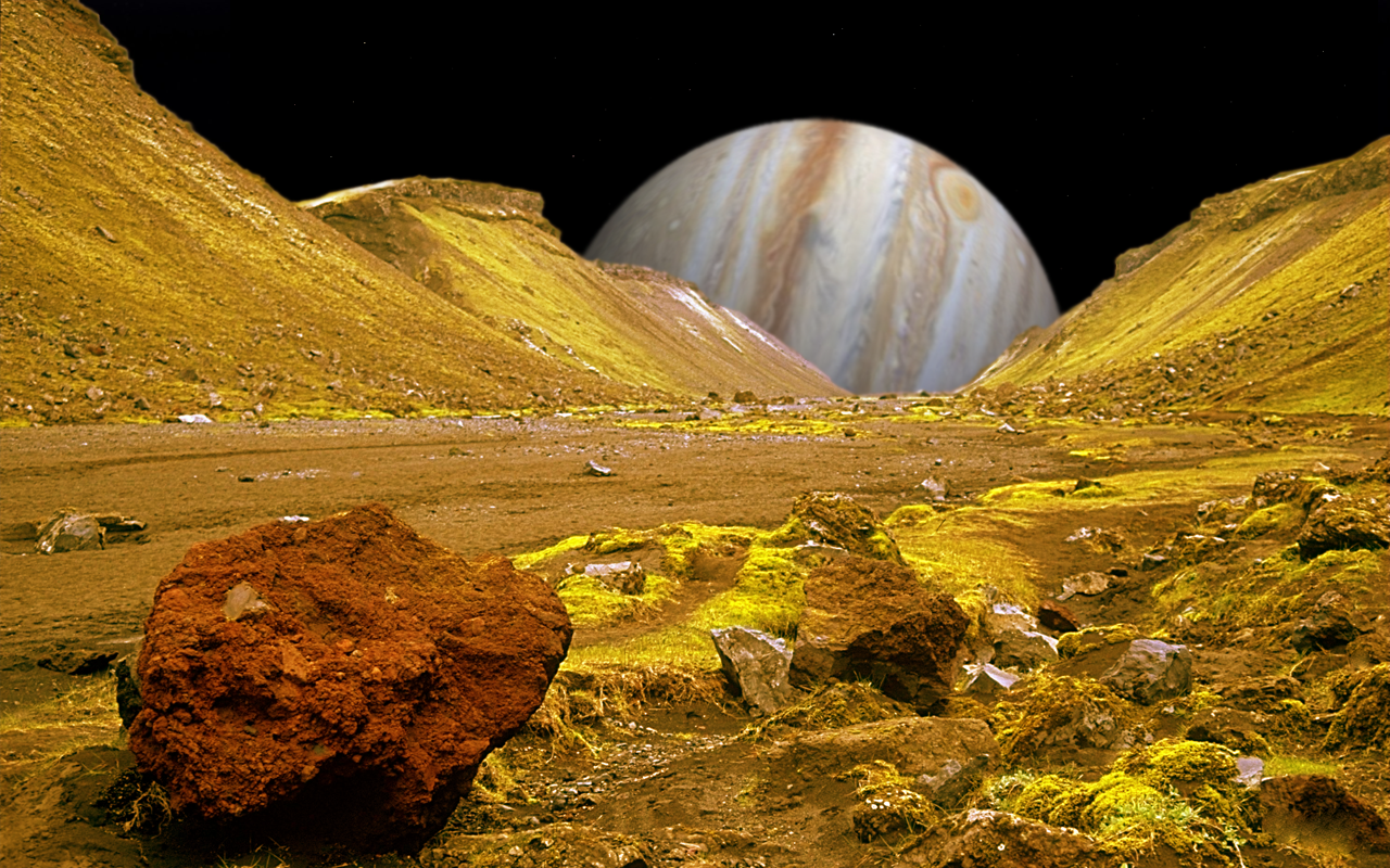 What would it be like to stand on the surface of Jupiter? - Geek.com