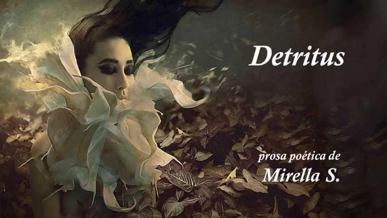 """Vídeo del poema """"Detritus"""""""