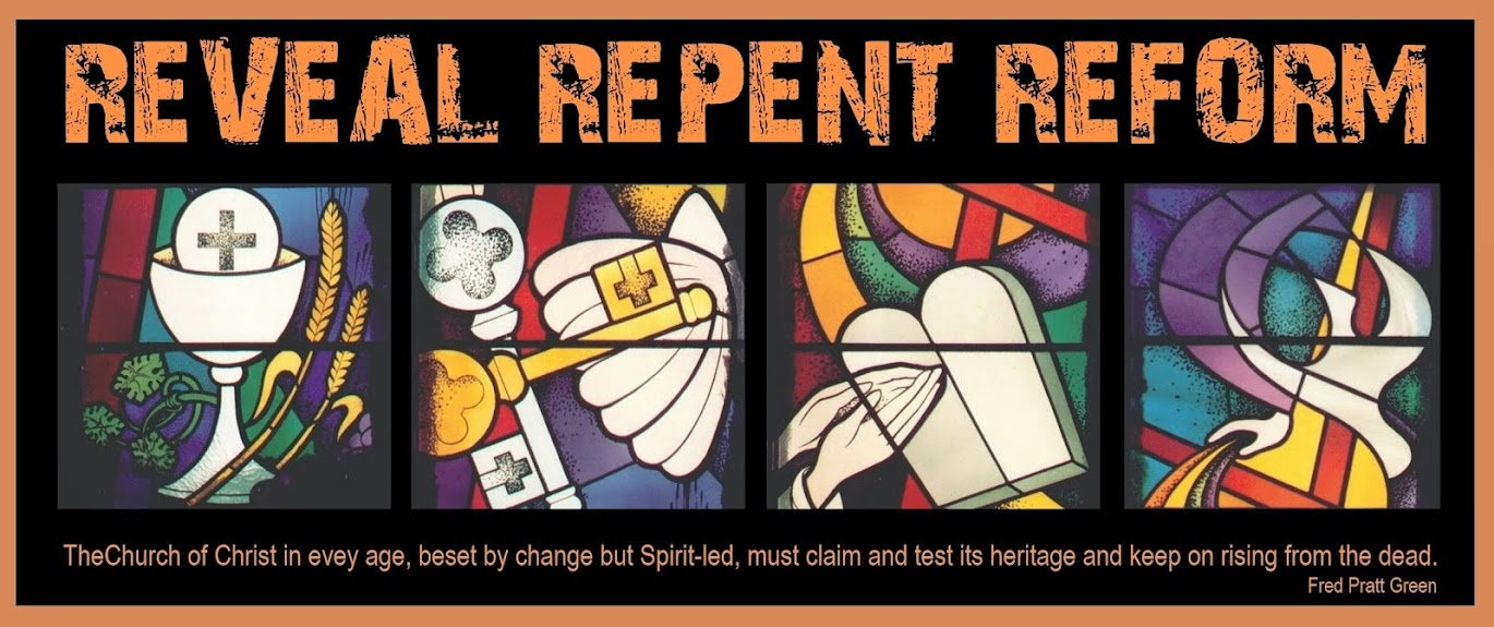 Reveal - Repent - Reform