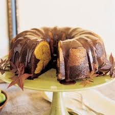 Chocolate Pumpkin Cake Images