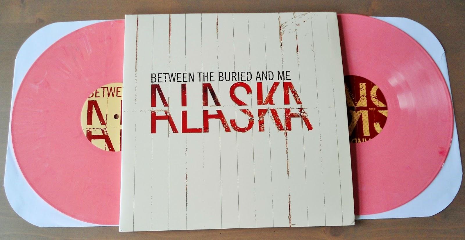 hardcore/metal vinyl: between the buried and me - alaska