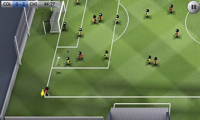 Stickman Soccer 2.4 apk game