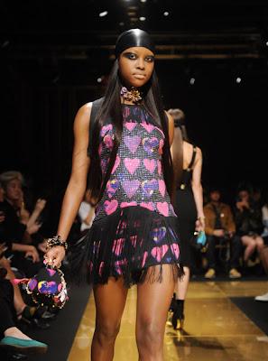 Soirée Versace pour H&M à New York