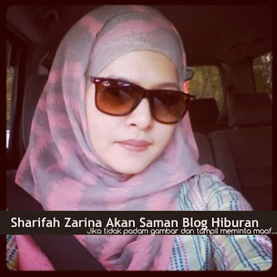 Sharifah Zarina Beri Pengajaran Pada Penulis Blog Tidak Beretika