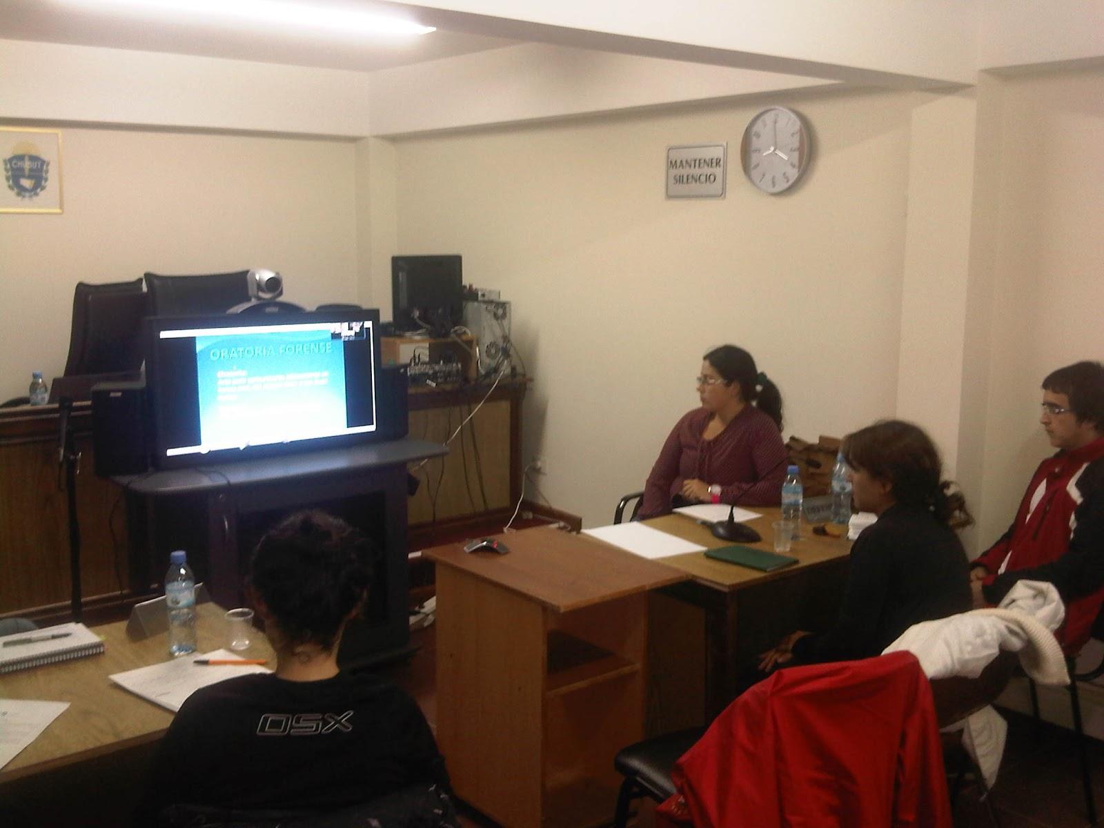 Oficina judicial sarmiento capacitaci n online for Oficina judicial