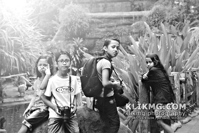 Saat Kami Sekeluarga Berlibur - Klikmg Fotografer Prewedding