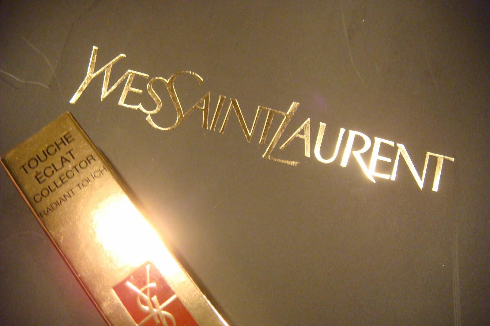 Touche Éclat de la colección Wild Edition de Yves Saint Laurent
