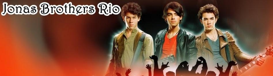 Jonas Brothers Rio