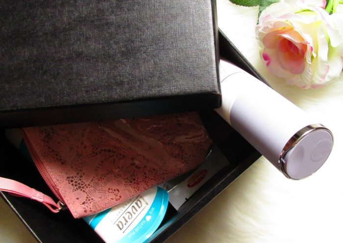 Beautypress News Box September 2015 - exklusive Blogger Box alle 2 Monate