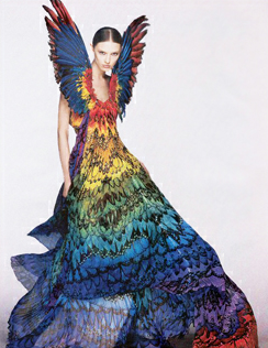 Alexander McQueen Archives - Page 4 of 17 - TheFashioniStyle