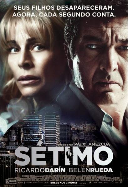 """Poster do filme """"Sétimo"""""""