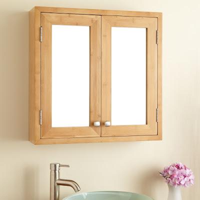 Bathroom Medicine Cabinets with Mirror Design Ideas