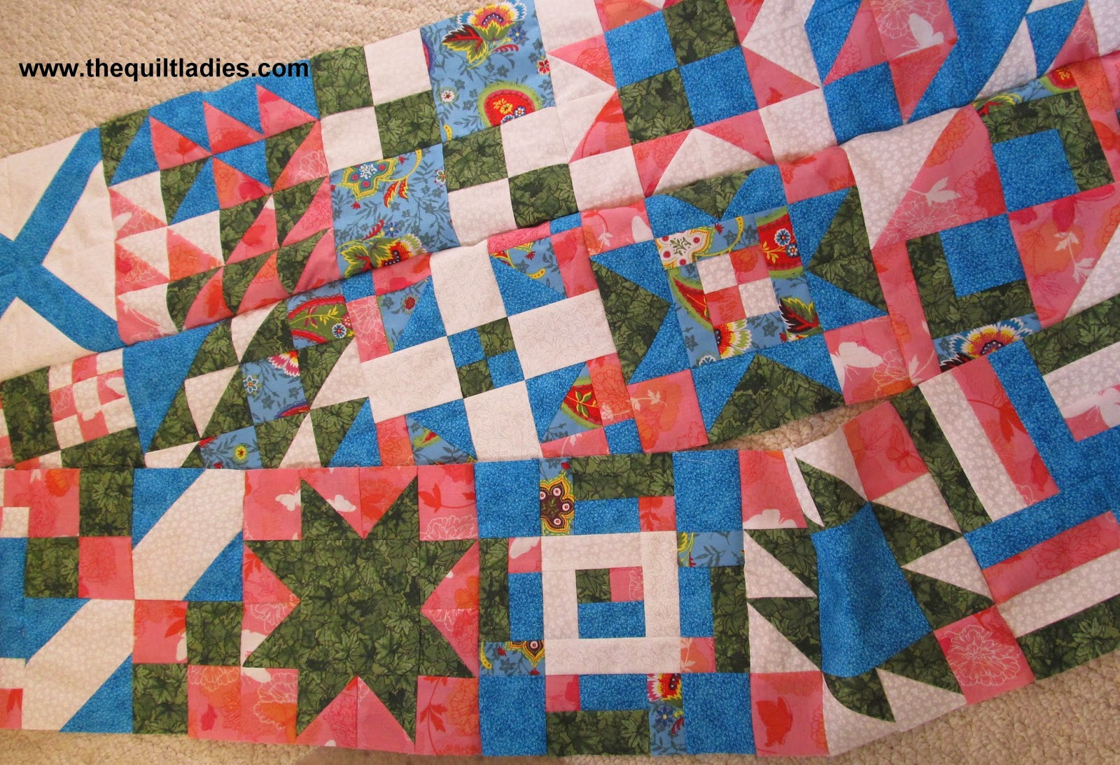 The Ladies Quilt pattern eBook