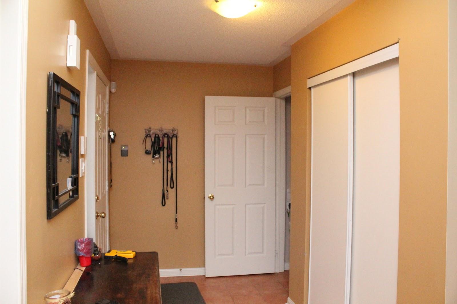Installing Bi-Fold Doors - Foyer Reveal & Turtles and Tails: Installing Bi-Fold Doors - Foyer Reveal