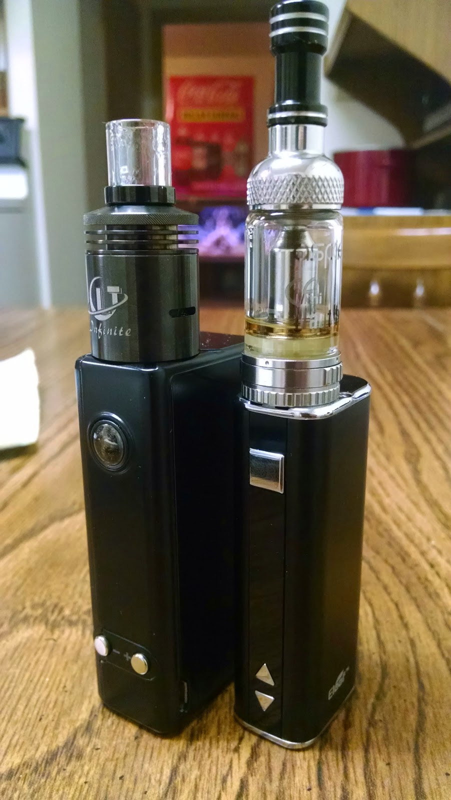 iStick 20W and iStick 30W, which one you like more