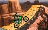 لعبة دراجات الجبال 2