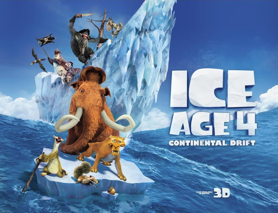 Ice Age 4 Continental Drift Wallpapers Fancy Wallpaper