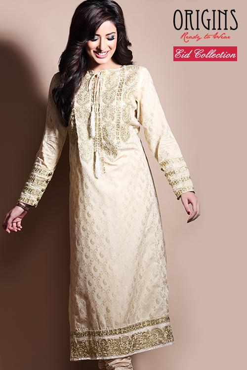 ... Eid, Eid Wear Shalwar Kameez, Origins Eid Collection 2014, Stylish