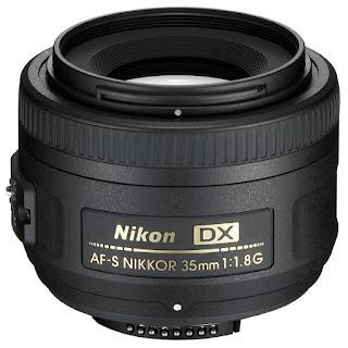 Nikon AF-S DX 35mm f/1.8
