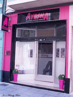 Ayesha peluquería