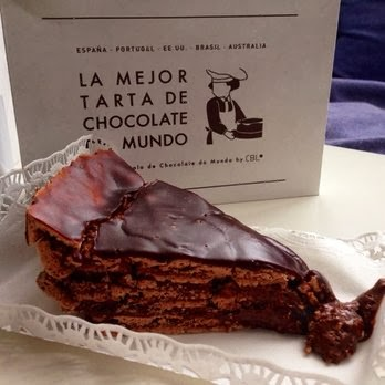 best chocolate cake you can buy in madrid