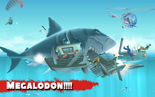 Hungry Shark Evolution Android APK + Data