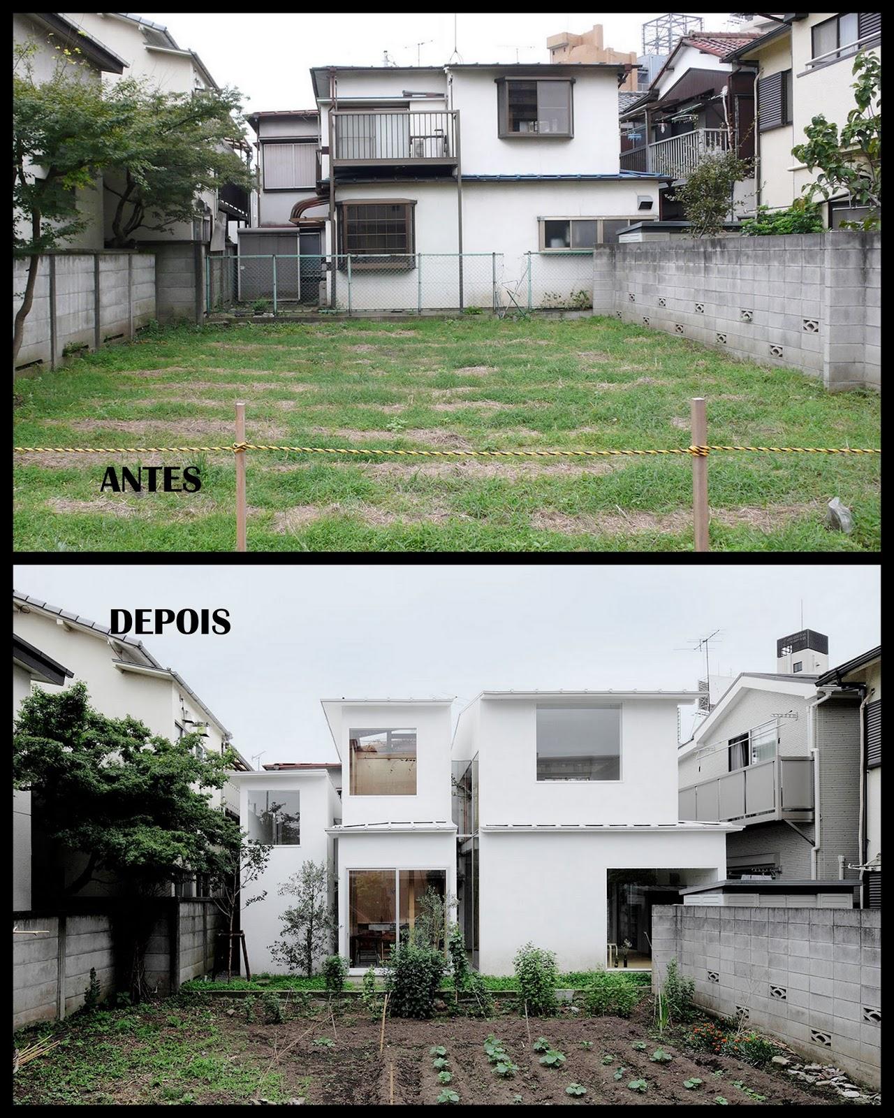 Arquitetando ideias reforma revitaliza casa japonesa - Reforma de casas ...