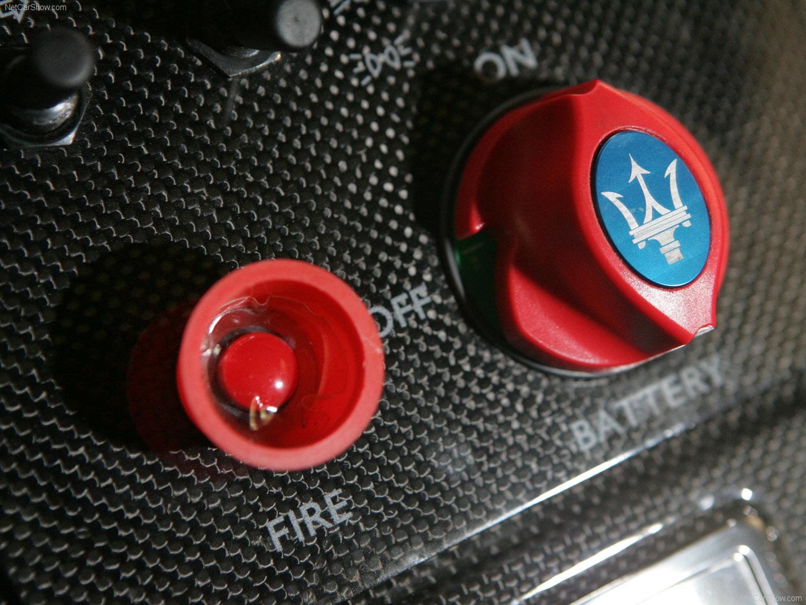 Hình ảnh siêu xe Edo Maserati MC12 Corsa 2007 & nội ngoại thất