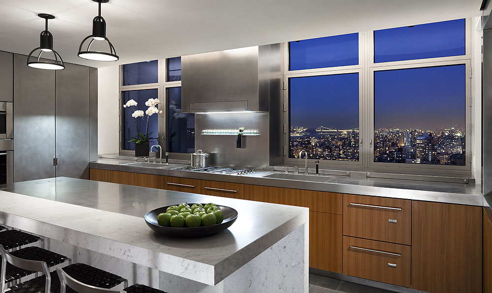 Central park west penthouse duplex manhattan new york for New york city penthouses central park