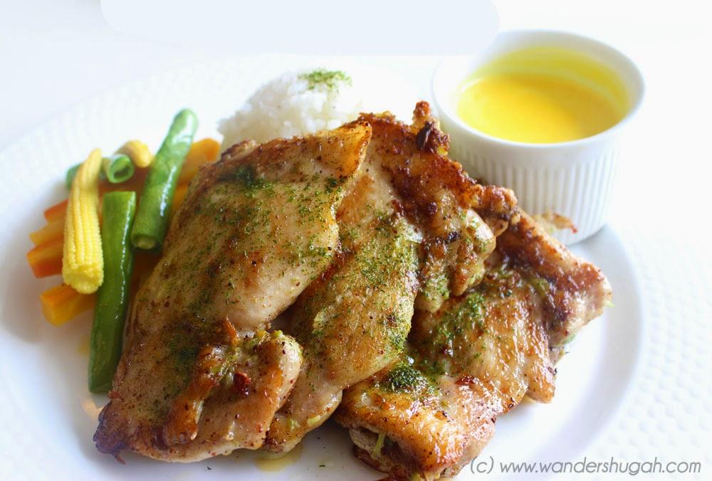 Grilled Chicken Fillet of Sab Bistro, Angeles City, Pampanga
