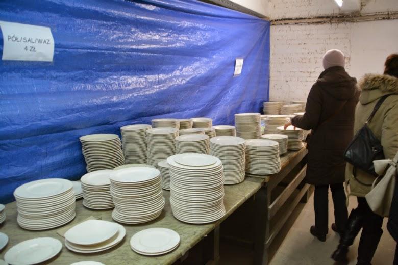 porcelana śląska