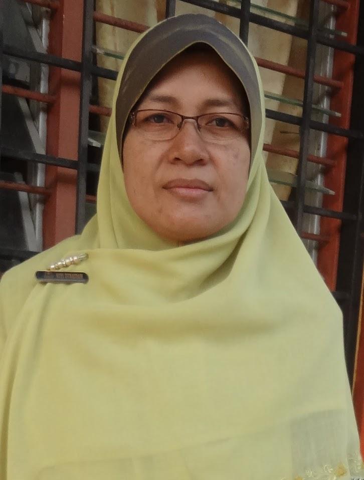 Siti Zubaidah Muhammad