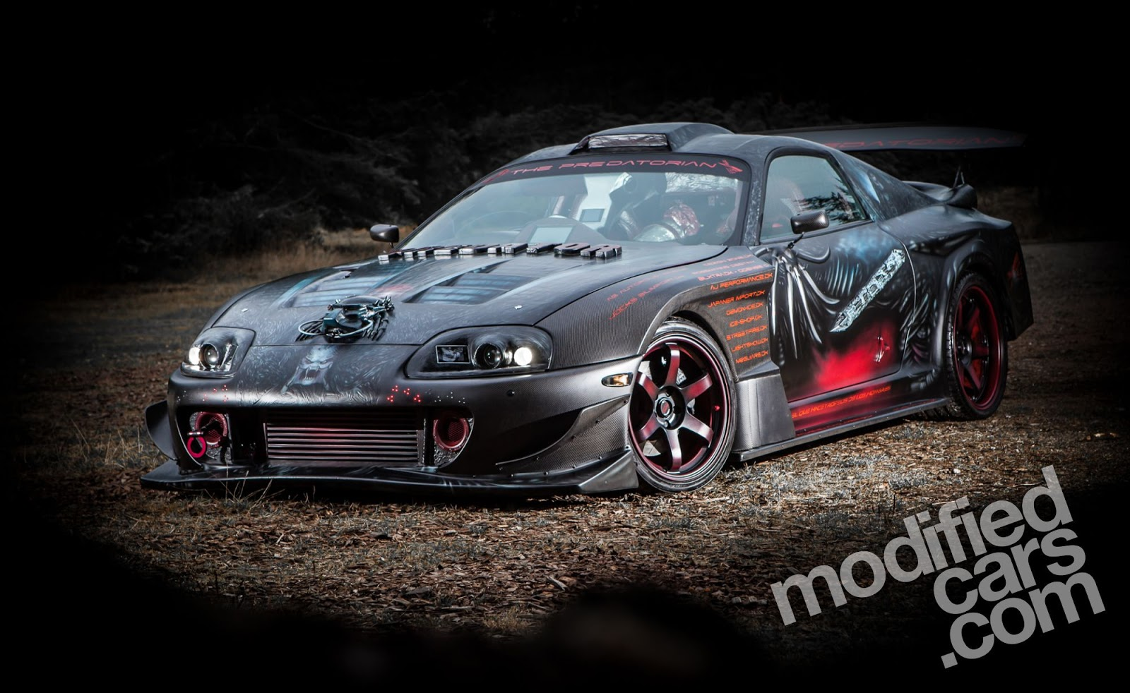 all cars nz 1996 toyota supra mkiv single turbo. Black Bedroom Furniture Sets. Home Design Ideas