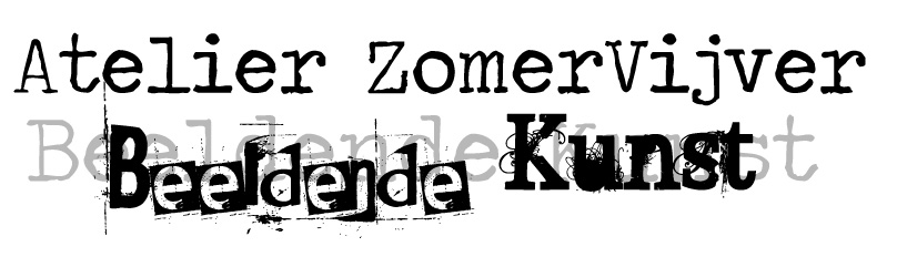 Johannes ZomerVijver Verschillende technieken