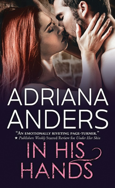 IN HIS HANDS Spotlight & Giveaway