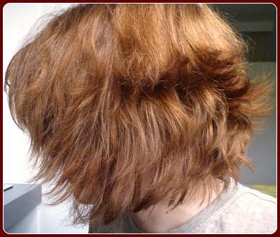 Włosowy efekt WOW po ampułce Matrixa