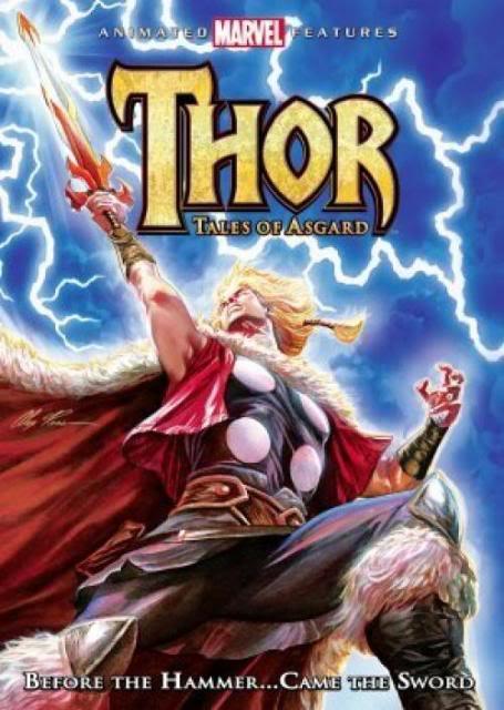 Thor: Tales Of Asgard 2011
