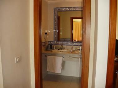 baie hotel Melia Jardines del Teide