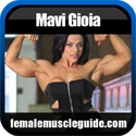 Mavi Gioia Female Bodybuilder Thumbnail Image 8