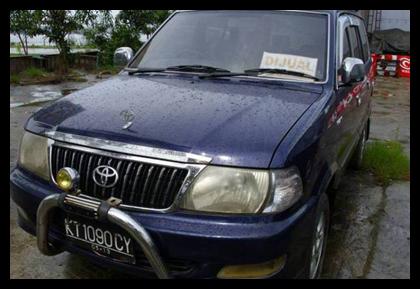 Dijual Kijang LGX Tahun 2004 Warna Biru Harga Nego Posisi Mobil ...