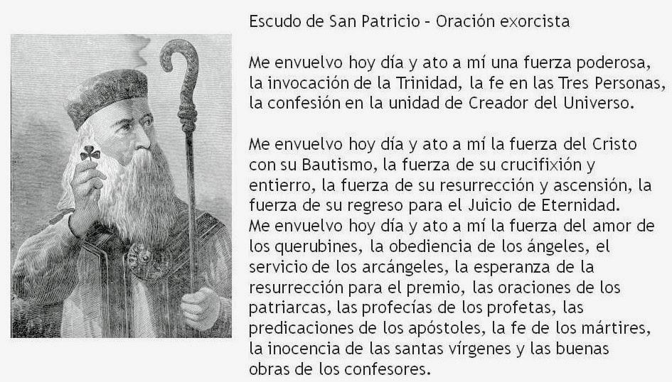 San Patricio - Coraza
