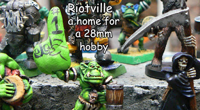 riotville a home for a 28mm hobby