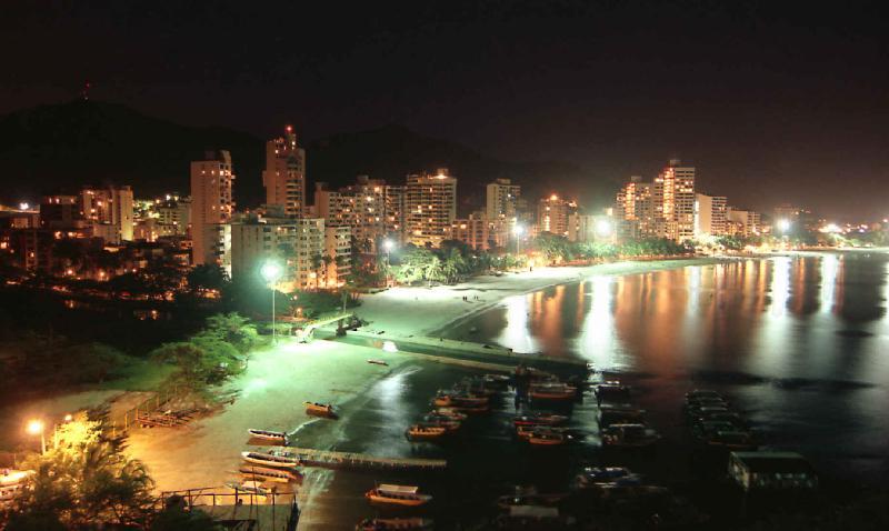 Santa Marta has an idyllic