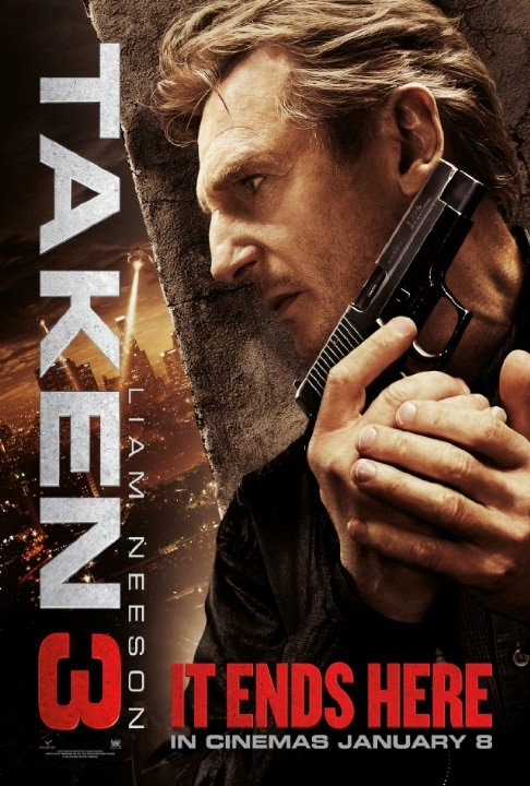 Ver Búsqueda implacable 3 (Taken 3) (2015) Online