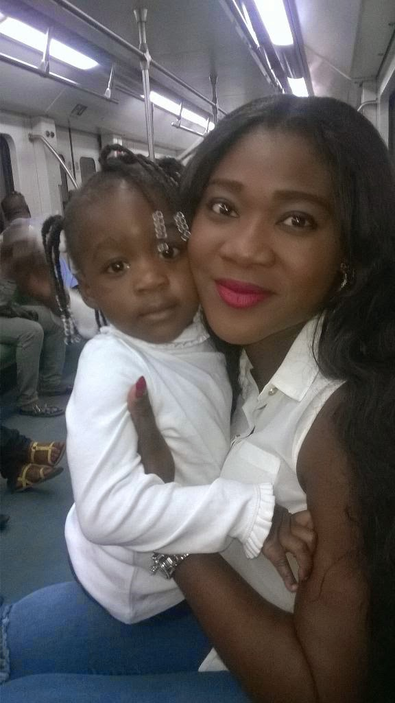 mercy johnson london
