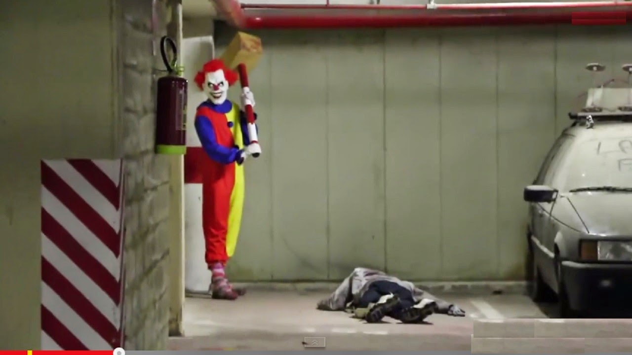 The Killer Clown Will Totally Creep You Out