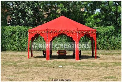 Indian Handmade Tent