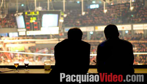 Pacquiao vs Margarito Play by Play Round by Round