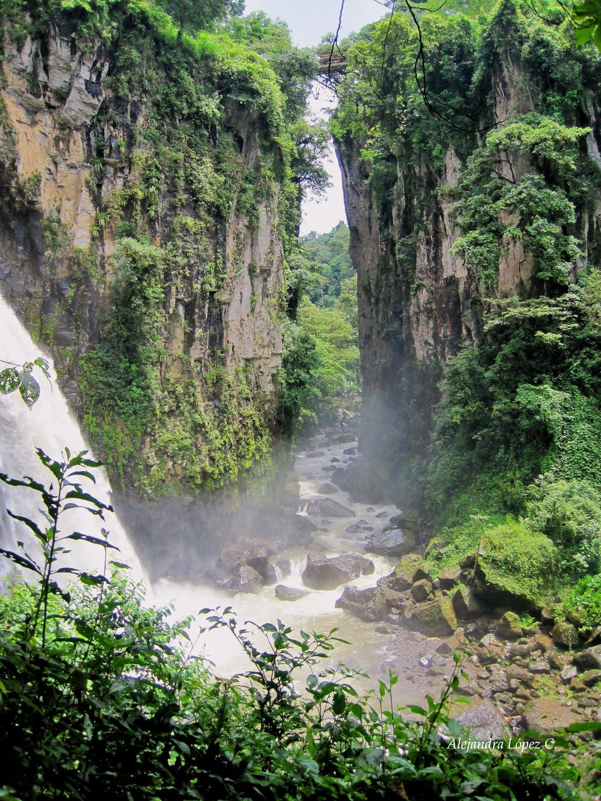 Cascada de Texolo, Veracruz