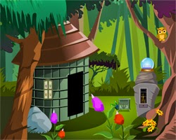 Juegos de Escape Rabbit Rescue from Garden